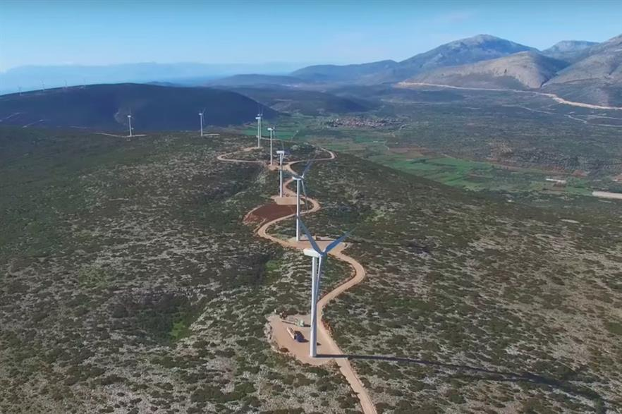 EREN Renewable Energy also has projects in Greece