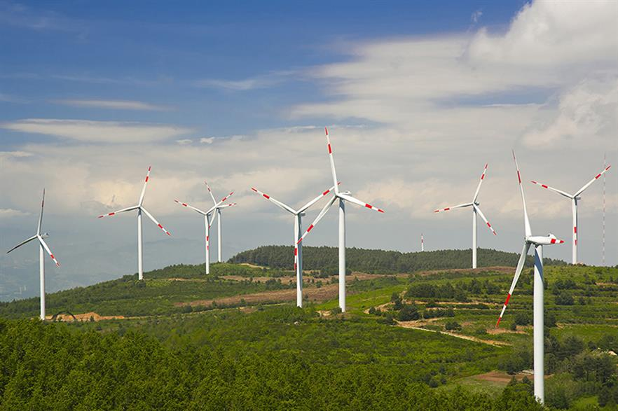 ERG operates more than 1.7GW of wind projects in Europe