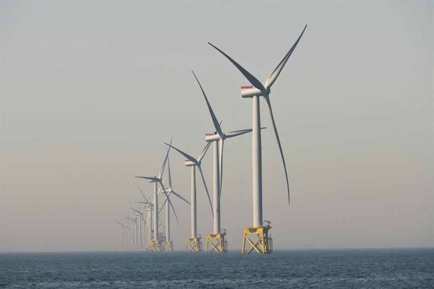 The UK has 11.8GW of operational offshore wind capacity, including the ScottishPower Renewables-developed 714MW East Anglia One