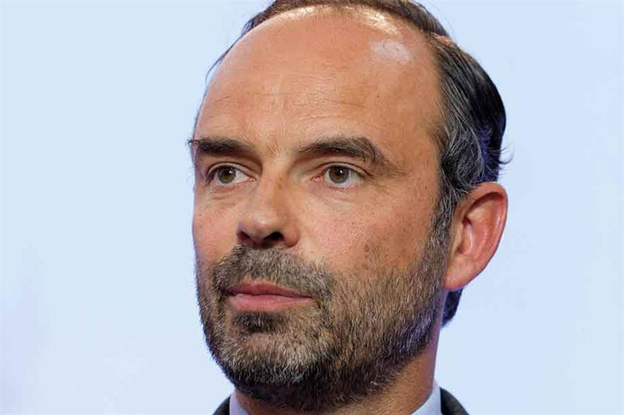 French prime minister Edouard Philippe announced a series of studies for further offshore tenders (pic: Perguillaume)