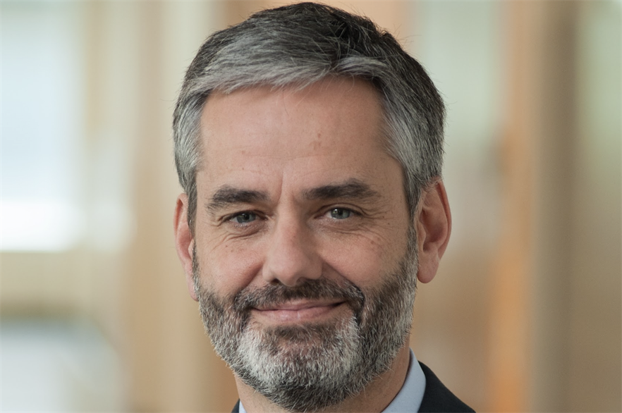 Eduardo Medina was formerly Vestas' president in North America, and had started the role in September 2020