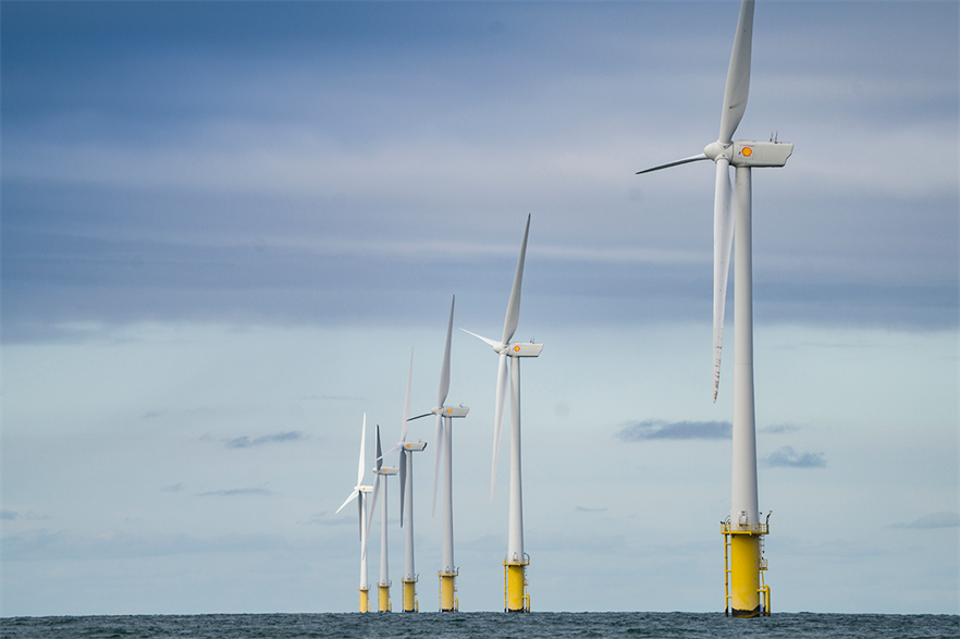 Offshore wind has been a main focus for oil majors' investment in renewable energy. Shell owns the 108MW Egmond aan Zee project off the Netherlands