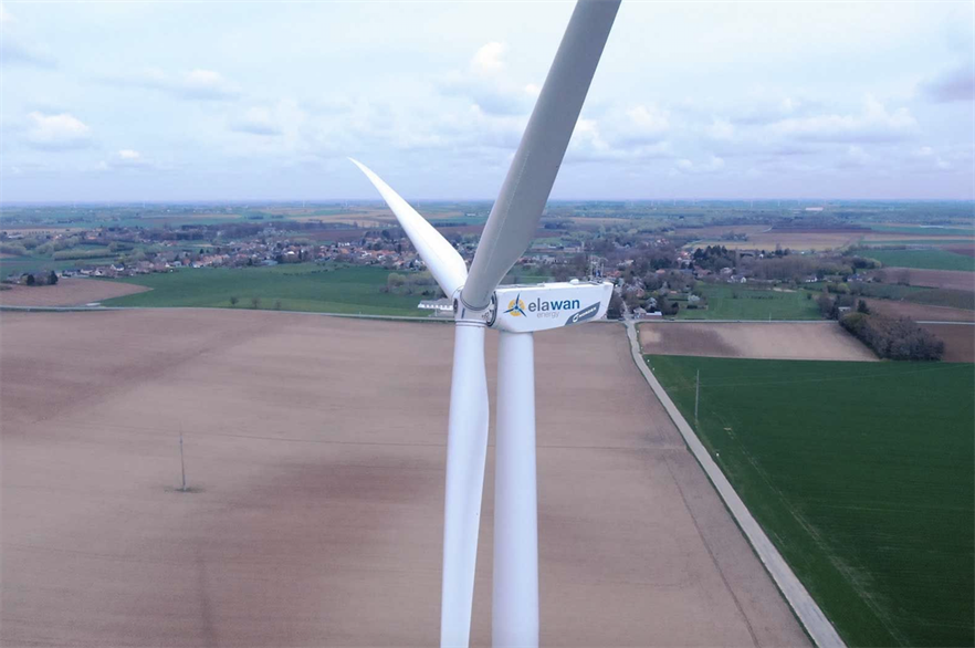 Elawan operates and develops wind and solar projects in fourteen countries, including Belgium, Brazil, Poland, South Africa, Spain, Turkey, and the US