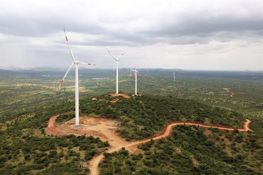 Renew Power's now dormant Eltulla project in southerly Andhra Pradesh