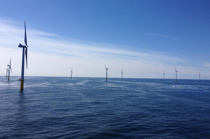 Hollandse Kust Zuid III and IV would be built south of Eneco's 129MW Luchterduinen wind farm