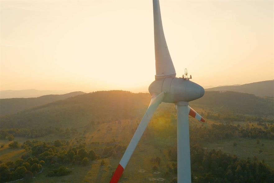 Enercon is 'over the dip' according to managing director Hans Dieter-Kettwig