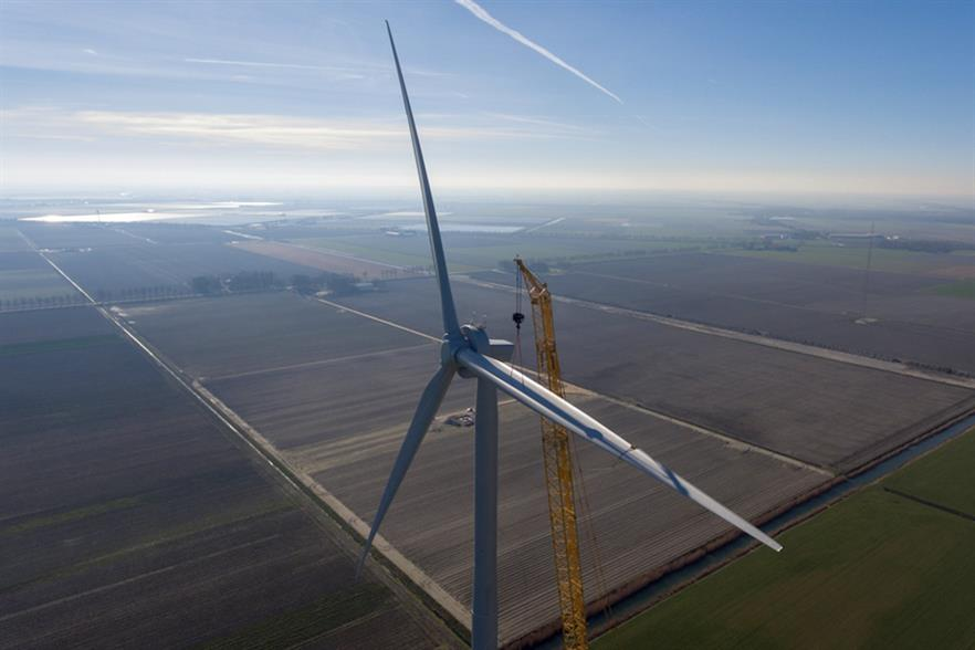 Enercon will provide 201 turbines from its E-138 EP3 series (above) for the Markbygden II/Maximus project