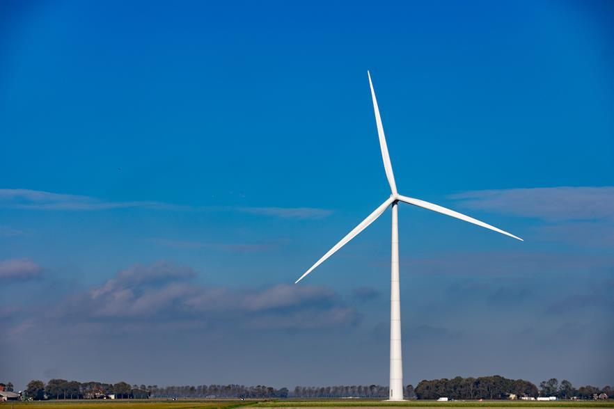 Horizonte will consist of 140 of Enercon's E-160 EP5 turbines (pic credit: Klaas Eissens)