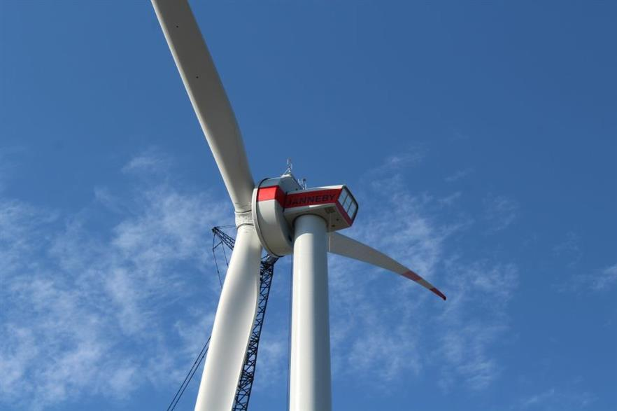 The 4.2MW E-138 prototype is installed in northern Germany (pic: Enercon)