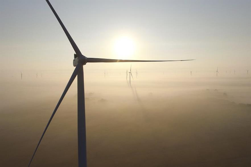 Contributions from two recently commissioned projects in the United States boosted sales in its renewables segment, E.on stated