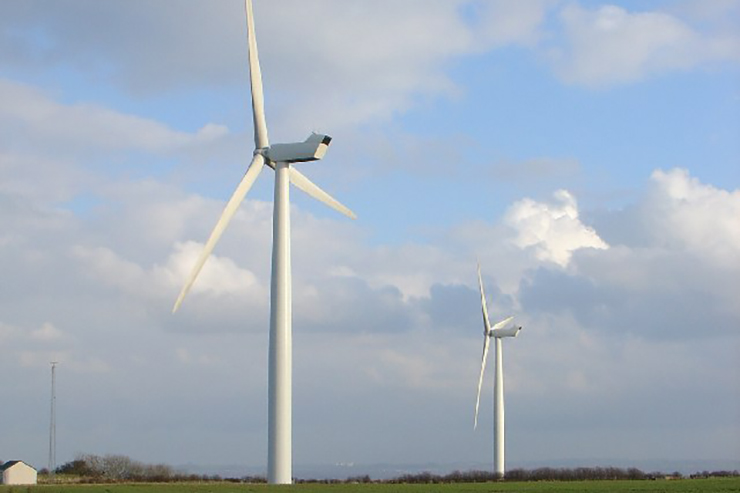 E.on owns the 5.5MW Holmside project, also in County Durham
