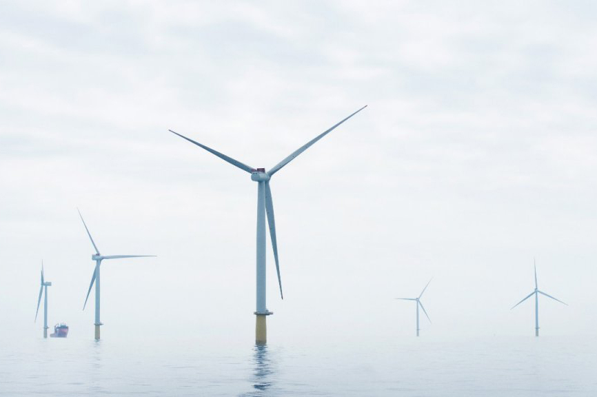 Equinor developed the 30MW Hywind Scotland project in the UK's North Sea