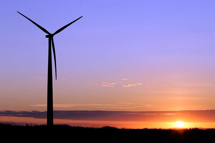 The vast majority of allocated wind capacity is in the state of Bahia (pic:Acciona)