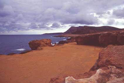 El Haouaria is on Tunisia's northern coast