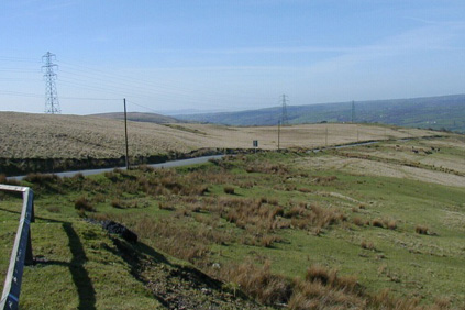 Mynydd y Betws wind farm is due to be constructed next year (pic Hywel Williams)