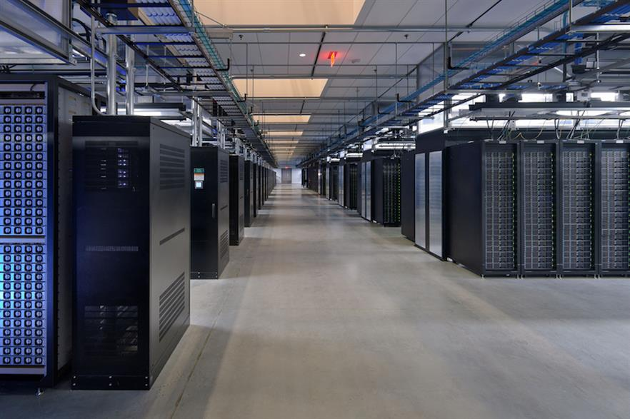 Facebook will buy power from the Bjkerkreim wind cluster to power one of its data centres