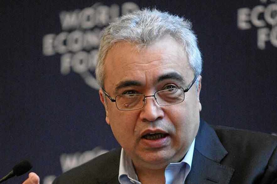 Fatih Birol called for more flexible power systems (pic: World Economic Forum swiss-image.ch)