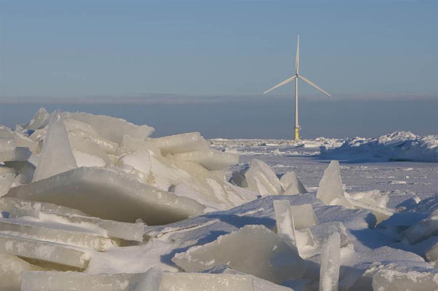 Suomen already operates a 2.3MW offshore turbine