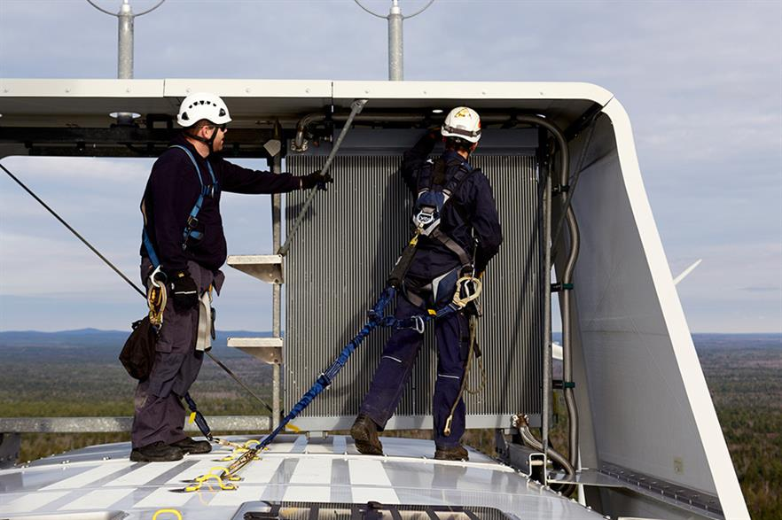 More than 1.1 million jobs are supported by the wind industry