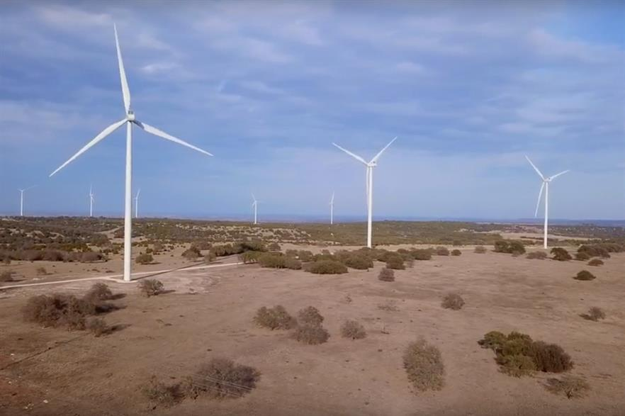 The 200MW Flat Top wind farm, in which Innergex holds a majority stake, was commissioned in March