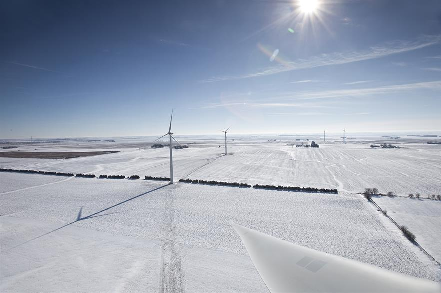 Wind developers in the US will have an extra year to begin project construction in order to access the ten-year PTC (pic: BP Wind Energy)