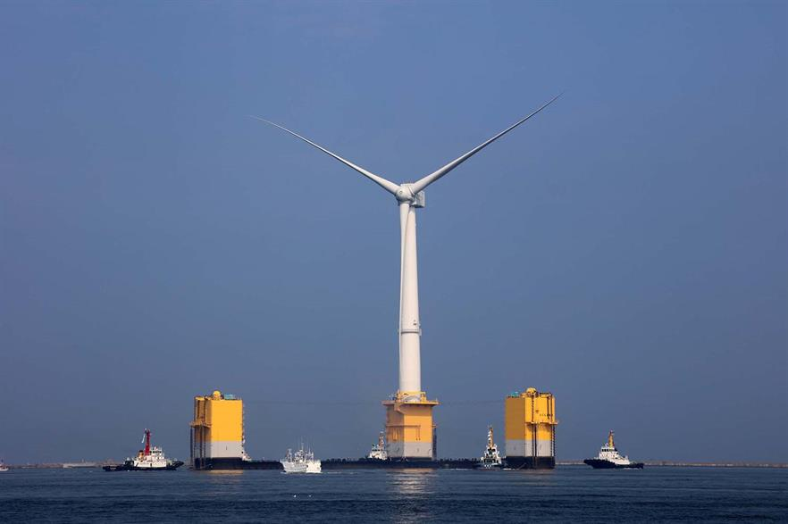 Japan's offshore wind market is 'not utilised and has been hugely underestimated' said IEEFA