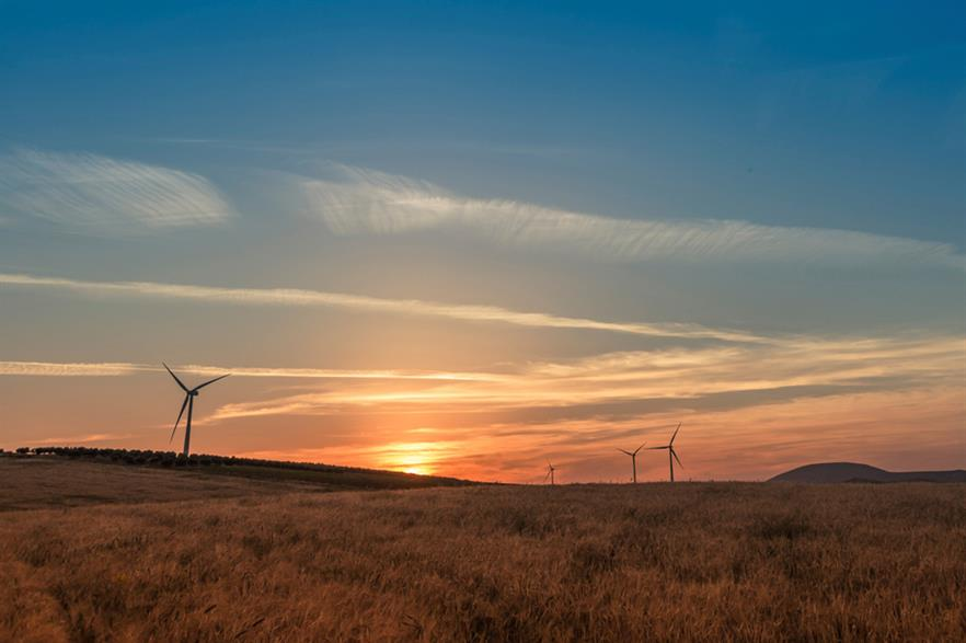 Gamesa will install its G97-2MW turbines on the project