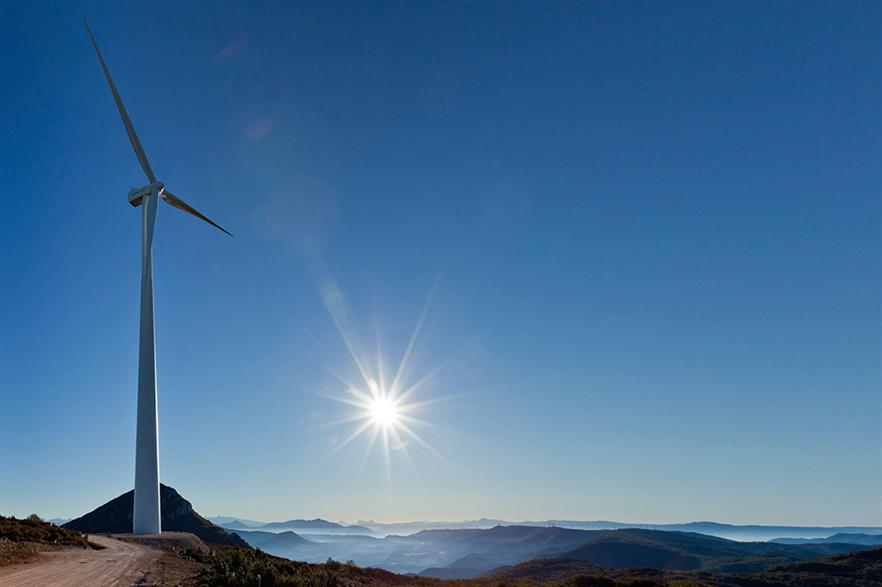 Sunny forecast: Gamesa brought forward earnings forecast on back of 85% profit increase in 2015