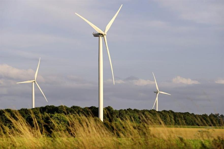 Wind Catcher was due to comprise 800 GE 2.5MW turbines