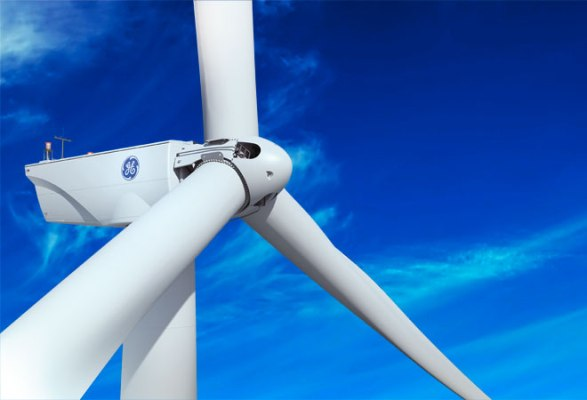 GE will install its 2.85MW turbines on the project