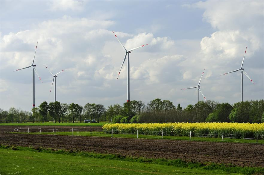 This was the first time more than 1GW was awarded in a German onshore wind tender since December 2017 (pic credit: GE)
