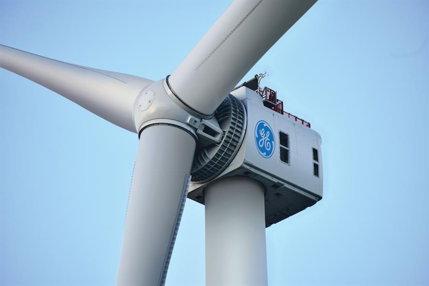 Blades for GE's Haliade-X offshore wind turbines would be produced at the Teesside site