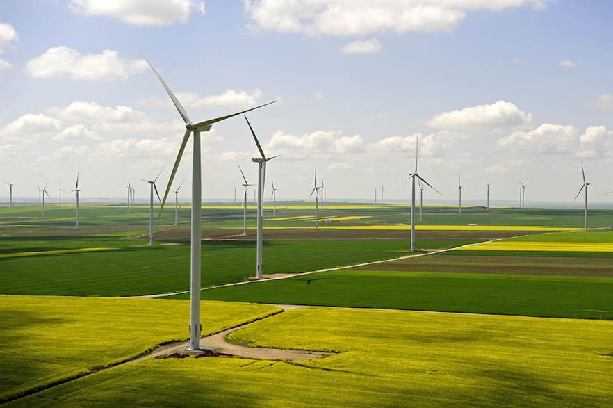 GE Renewable Energy has pursued patent litigation against other wind power rivals in the US