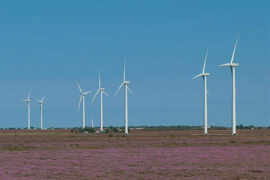 E.on has other projects in Texas (pic: GE)