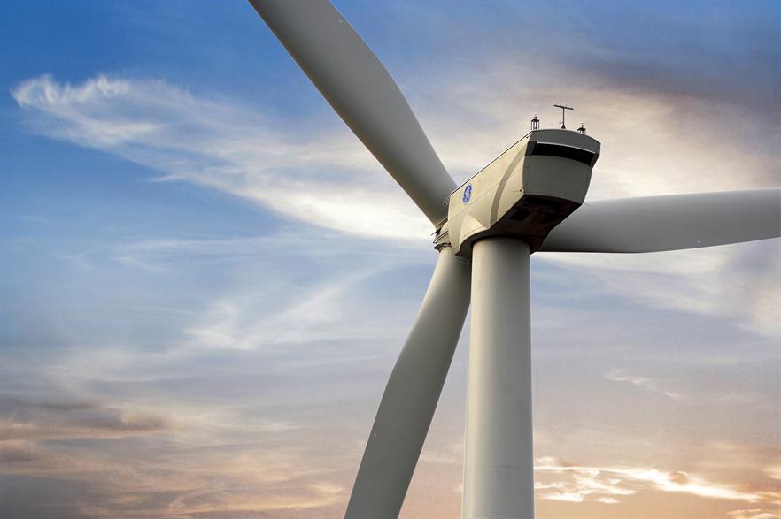 GE's 3.2MW turbine will be installed in northwest Turkey