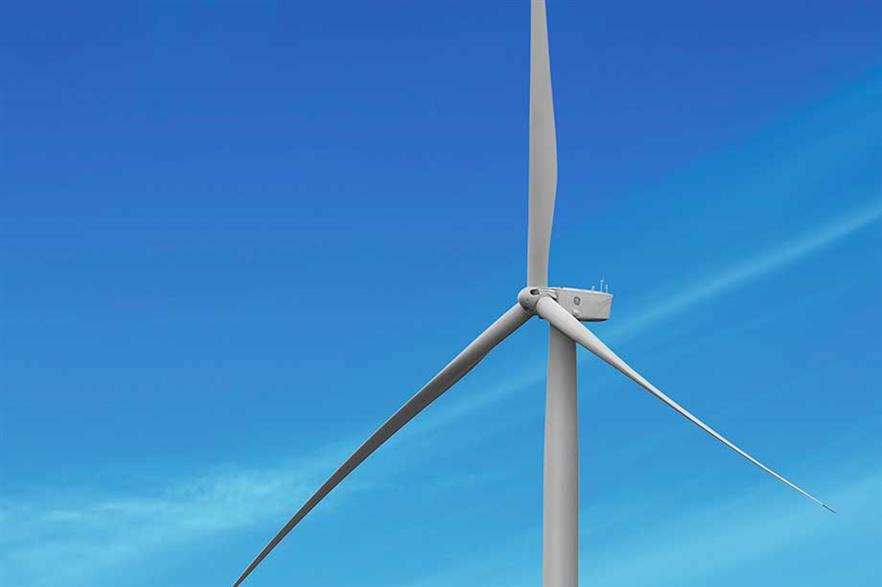 GE's 2.75MW turbine has been chosen for more than half of Serbia's target of 500MW by 2020
