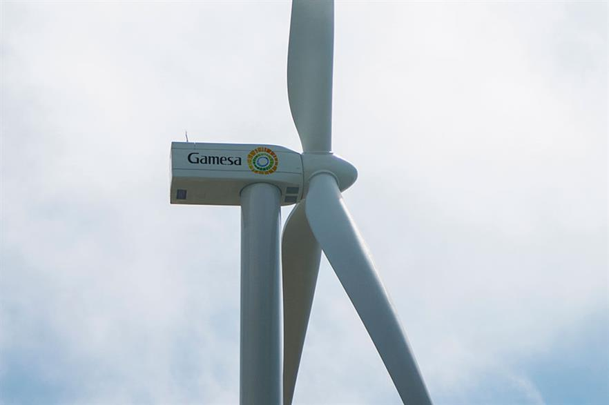 Gamesa G126-2.5MW… Low-wind model aimed at a variety of markets