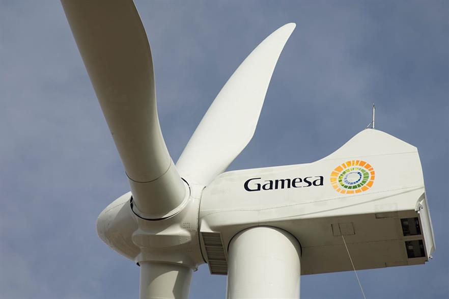Gamesa almost doubled its profits for the first nine months of the year compared with the same peiod in 2014