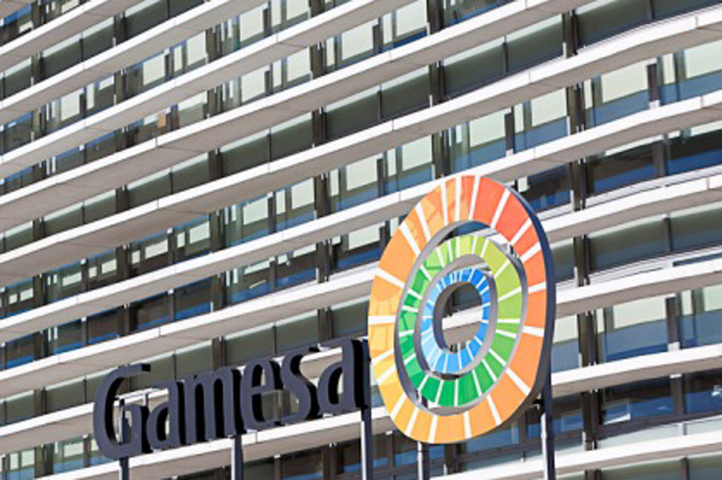 Gamesa will make one repayment in 2019