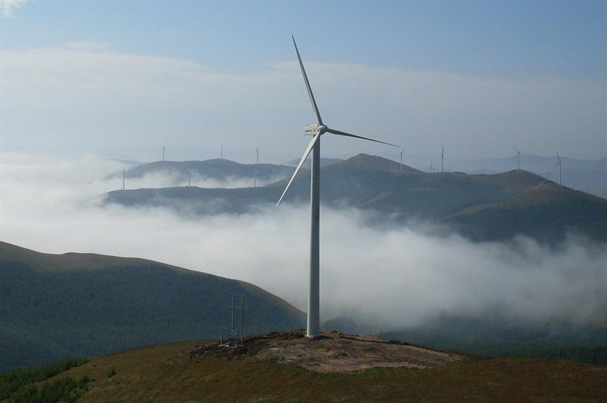 Gamesa (pictured), Vestas and GE doubled their combined market share in China in 2016