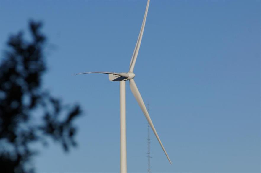 The Nellor site will produce blades for Gamesa's G114-2MW turbine
