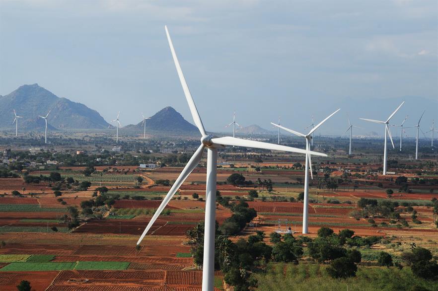 SGRE's G114-2.0MW turbines will power Orange Renewables' 200MW wind farm in Tamil Nadu