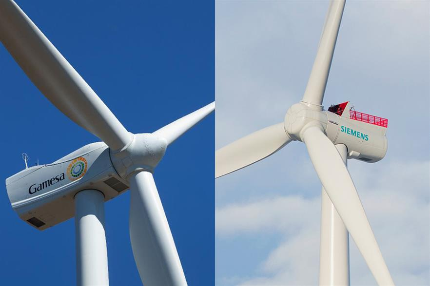 Siemens and Gamesa win US deals totalling 622MW