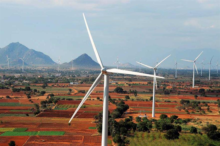 Good in 2014… Spain's Gamesa has done well under turnkey and as supplier, taking top slot last year