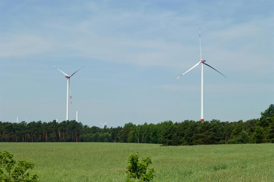 No wind developers have been successful in Germany's five onshore wind-solar PV tenders (pic credit: STEAG)