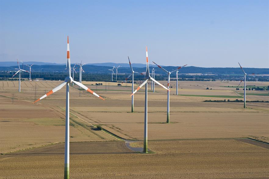 Germany's wind fleet produced more than 100TWh for the first time in 2017 (pic: Philip May / WikiCommons)