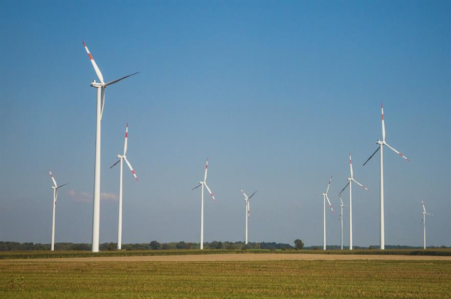 In Germany's last onshore wind auction of the decade, 76 bids were submitted for a total capacity of 685.84MW (pic credit: Tony Webster)