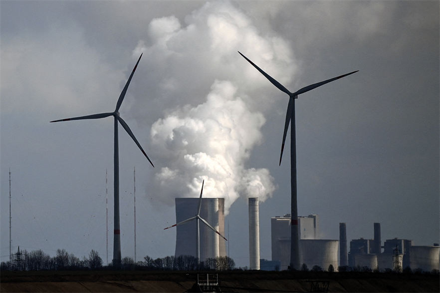 Wind power needs to grow even faster for the world to reach net zero targets (pic: Ina Fassbender/AFP via Getty Images)