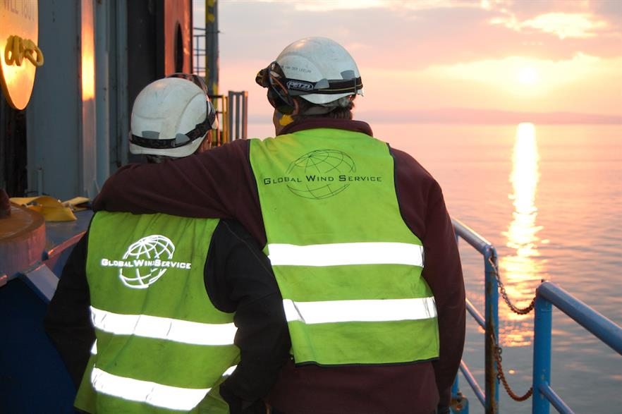 Global Wind Service is majority-owned by Fred.Olsen Windcarrier, a subsidiary of Fred.Olsen Ocean