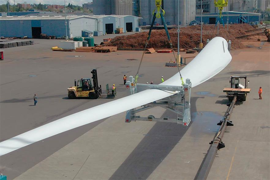 Goldwind is one of the few Chinese OEMs with a presence outside Asia, supplying 4.2MW turbines to the Golden South Wind project in Canada